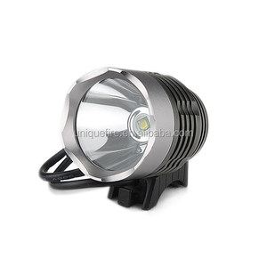 Bulk Exporting UniqueFire Cree T6 Hunting 1200 Lumens Bicycle LED Head Light with Orange surface cup(4x18650 battery pack)