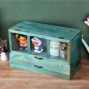 wooden Anime handle Doll Packing box
