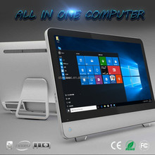 "China alibaba wholesale 18.5"" 8GB Memory 240GB Hard Drive all-In-One desktop Computer"