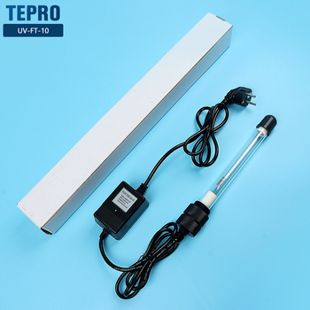 Submersible Ultraviolet Lamp UV Disinfection Light Tube 10W 20W 30W For Aquarium Fish Pool Sterilizer