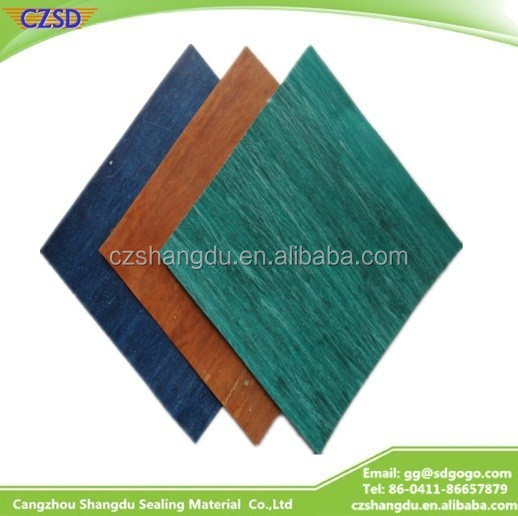 High Temperature Non Asbestos Gasket Sheet