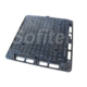 Ductile Iron Heavy Duty Air Water Tight Manhole Cover Frame Square