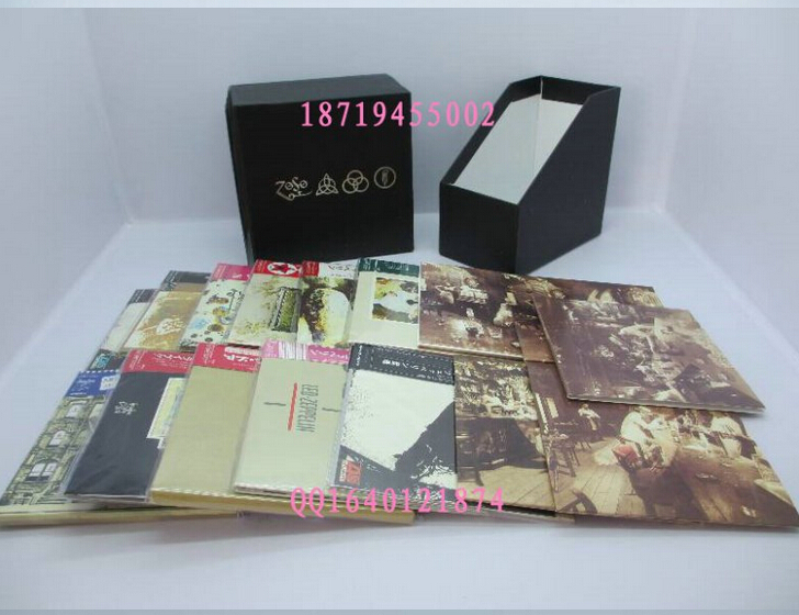 giving gift new freeing ship u2 led zeppelin box set 40th years anniversary 12 cd new hot. Black Bedroom Furniture Sets. Home Design Ideas