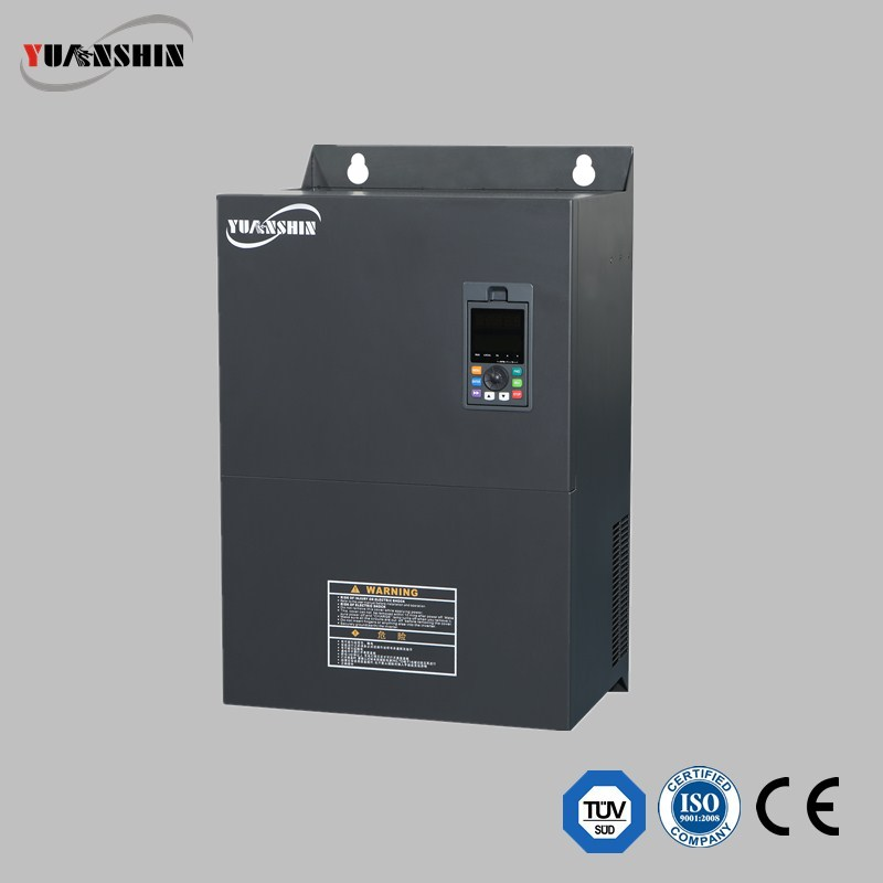 Yuanshin YX9000 45kW Variable Speed Drive VFD/VSD/AC Motor Drive 380V 0.75kW-450kW Frequency inverter