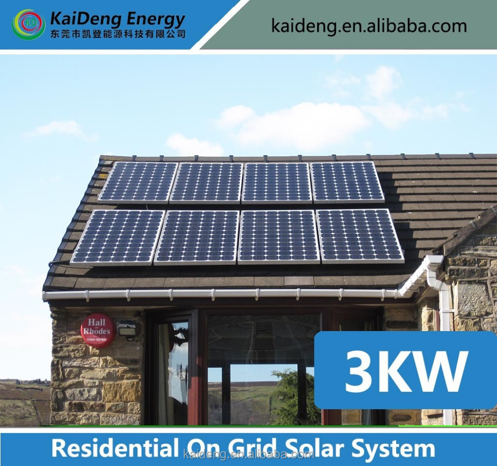Rooftop Solar Power System, Rooftop Solar Power System Suppliers And  Manufacturers At Alibaba.com