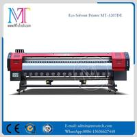 Dual Sliders Printing Machine Banner automatic industrial cij code inkjet printer