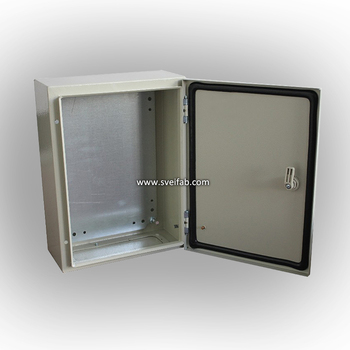Customized IP65 waterproof stainless steel lock box