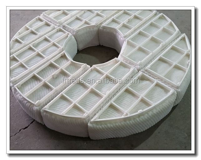 wire gauze demister used for Oil tanker