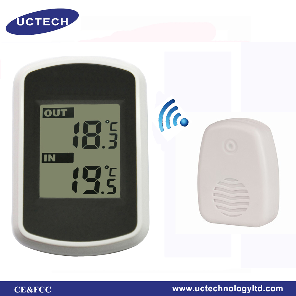Ft004 Wireless Indoor And Outdoor Digital Thermometer