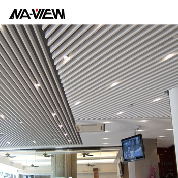 Decorative Drop Home Ceiling Beadboard Planks Acoustical