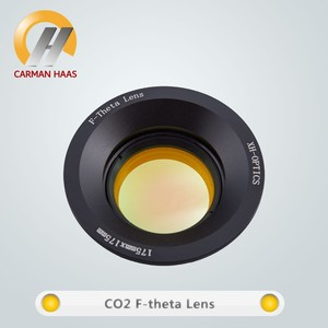 China Manufacturer 175*175mm Scan field Laser CO2 F-theta Scanning Lens