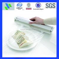 Wrap film stretch film pe plastic packaging film dispenser