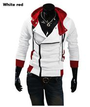 assassin creed 3 costume hood hoodie sweatshirt  halloween sweaters 4xl 5xl 6xl xxxxl xxxxxl harajuku black 2015 cartoon eminem