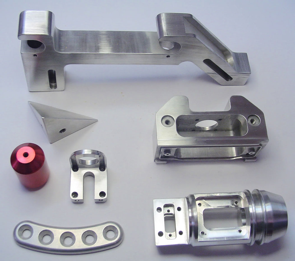 Solution Provider OEM Customized Powder Coated Prototype Milled Parts