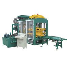 Brick Production Line Machine Automatic Concrete Paver Brick Making Machine