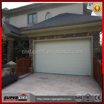 Factory Price Sectional Garage Door Overhead Garage Door