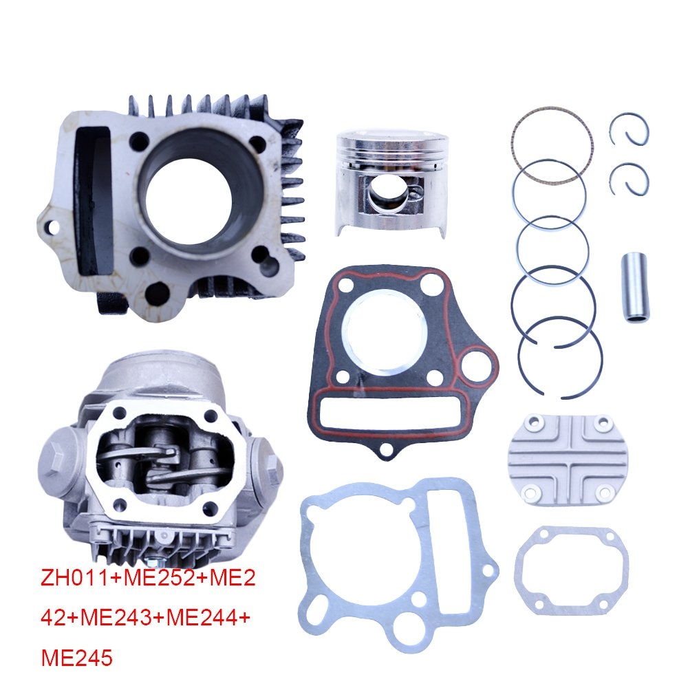 Cheap Japan Honda Bike Find Deals On Line At 1970 50cc Dirt Get Quotations Flypig Motorcycle Cylinder Kit C90 Bore 47mm For Engine 90cc Scooter Street