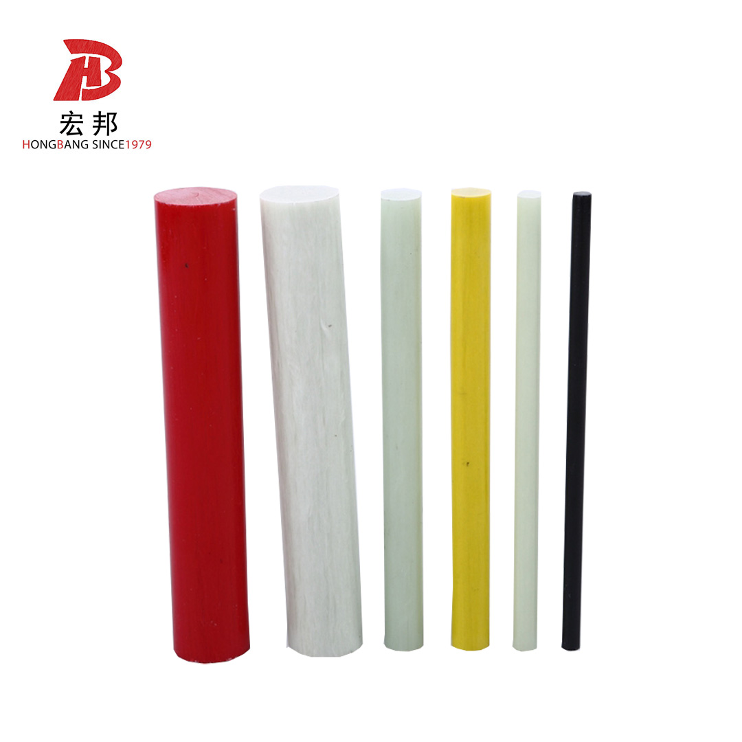 Factory  fishing rod curtain rod fiberglass round rod