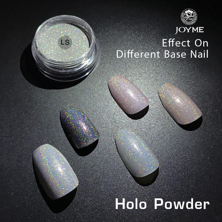Orgánicos a granel cromo holográfico pigmento en polvo para el ...