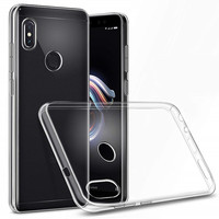 Manufacturer Wholesale Transparent Clear Ultra Thin Soft TPU Cell Phone Case For Xiaomi note 5