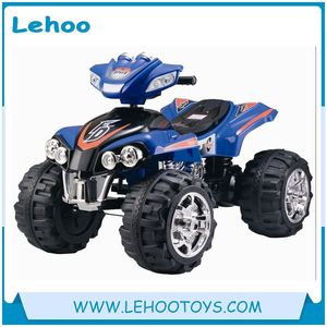 Hot kids electric mini ATV 12volt Kids Quad bike Ride on beach car with 2 motors