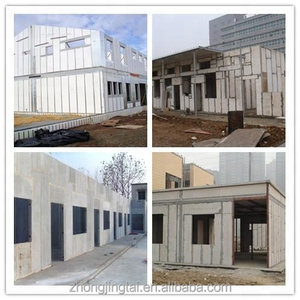 Lightweight/Solid EPS Cement Compound Sandwich Wall Panel for Constructions/Buildings/Houses