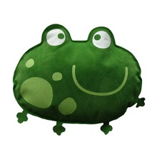 Cute Frog gel pack for hands / hot cold pack