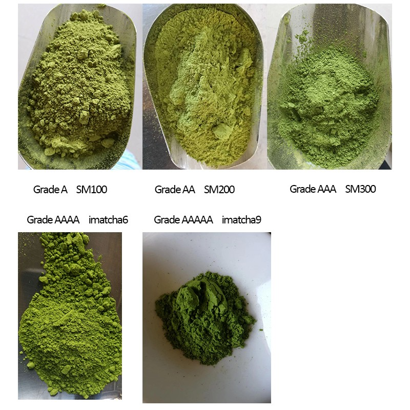 Japanese Green Tea Powder CEREMONIAL GRADE MATCHA 100g - 4uTea | 4uTea.com