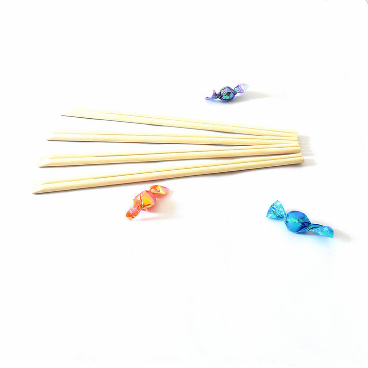 High Quality Disposable Chinese Natural Wooden Bamboo Tensoge Chopstick