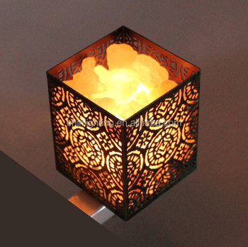 Artistic Style Himalayan Mini crystal salt lamp night light