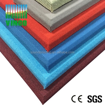 Singapore Soundproof Wall Panels -fabric Acoustic Panel - Buy Fabric ...