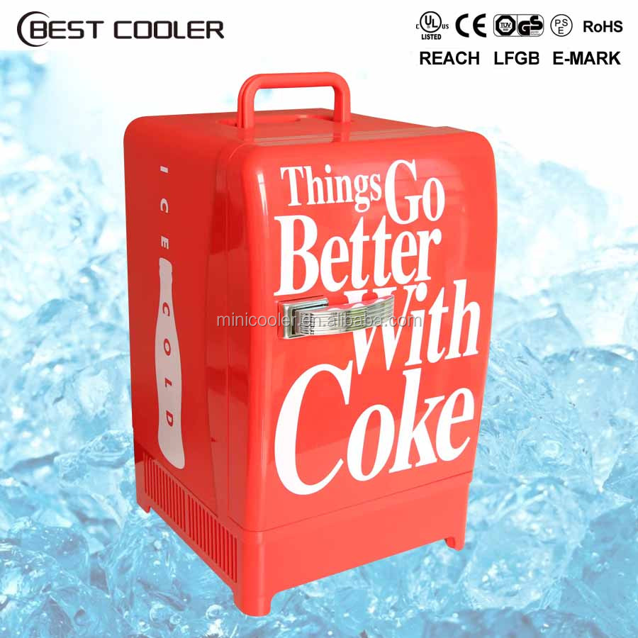 BCR-12A mini cooler and warmer box 12L