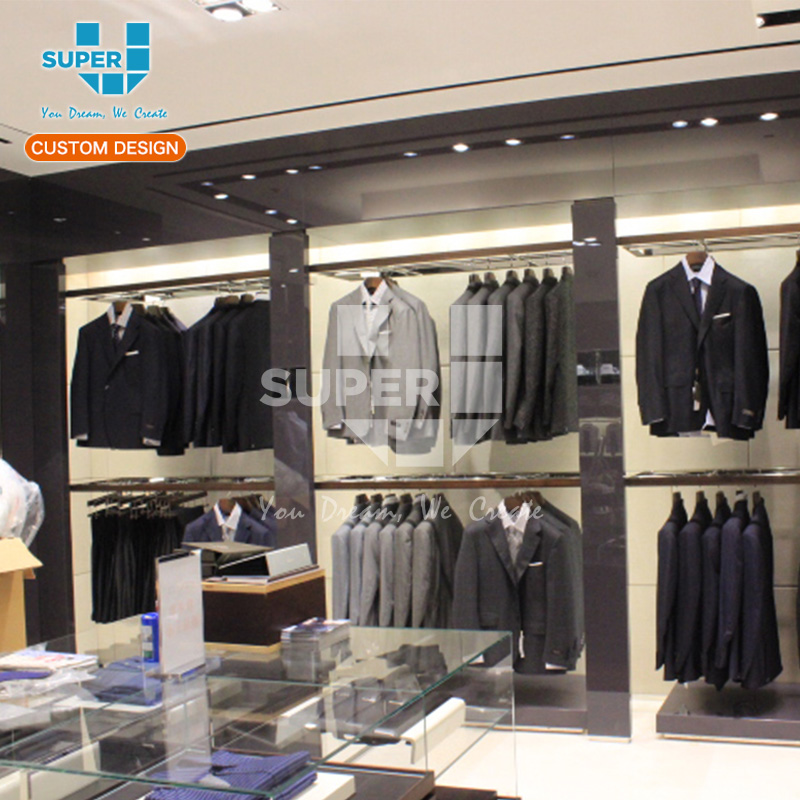 f2a2fd9dc6e7 Mens Clothing Shop Interior Design Menswear Brand Boutique Store ...