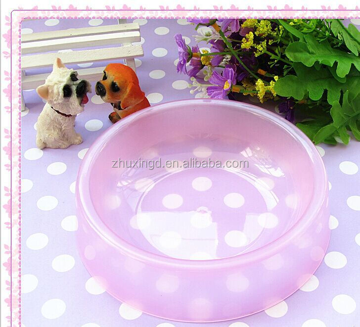 Cheap covered food wholesale pet bowls / pet feeder / feed bowl dog