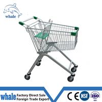 Shopping carts for seniors