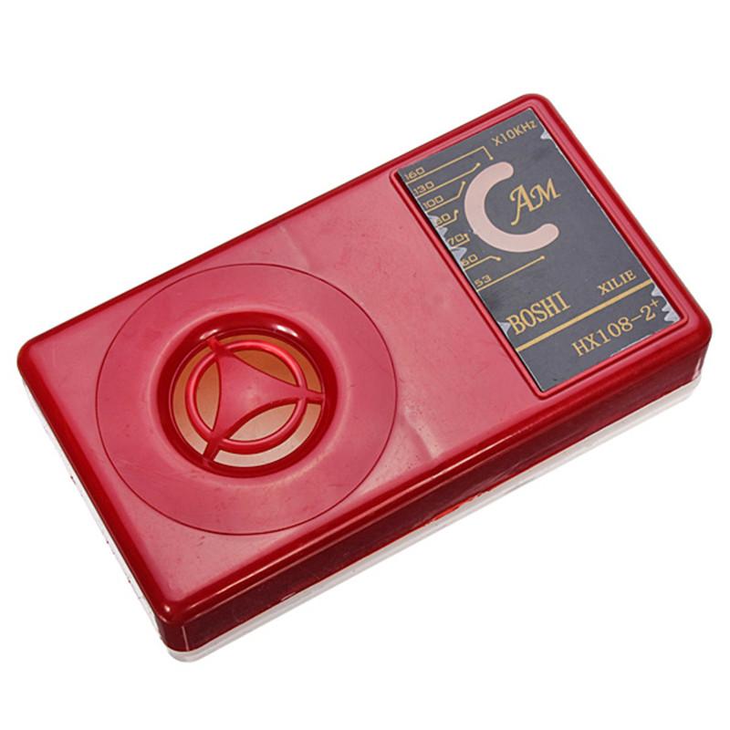 Wholesale Hot Sale Seven Tube AM Radio Electronic DIY Kit Electronic  Learning Kit Set Radio Alarm Clock Radio Music From Copy01, &Price