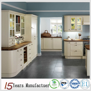 Foshan Easy Fitted Modern Kitchen Cabinet For Small kitchen