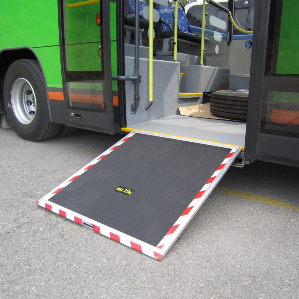 Bus Rollstuhlrampe Rollstuhl Rampe Fur Stadtbus Ce Buy Stahl