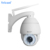 960P HD 5x Optical Zoom auto Focus Waterproof Outdoor Wireless/wifi PTZ IP Camera support 128G MicroSD Card