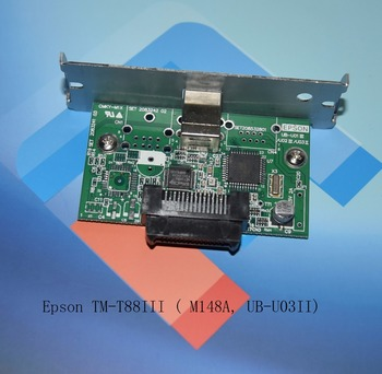 Usb Interface For Epson M148e Ub-u03ii Tm-t88ii Tm-t88iii Tm-u675 Tm-u220  A187 - Buy Usb Interface,Usb Interface For Epson,M148e Ub-u03ii Tm-t88ii