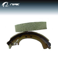 auto spare parts brake shoes for daihatsu mira
