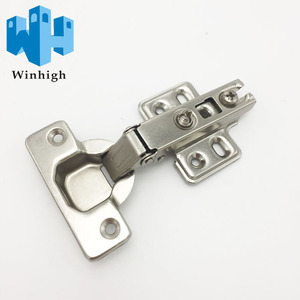 China supplier furniture hardware Zinc alloy door 105 degree concealed hinge