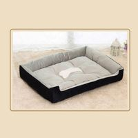 Free Sample Memory Foam Pet Beds Large Washable Dog Bed