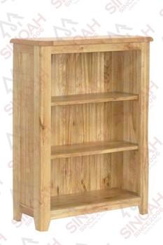 Wooden Oak Furniture Small Bookshelf