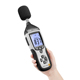 DT-8852 130db USB Digital Sound Level Meter Recorder Noise Level Meter Microphone