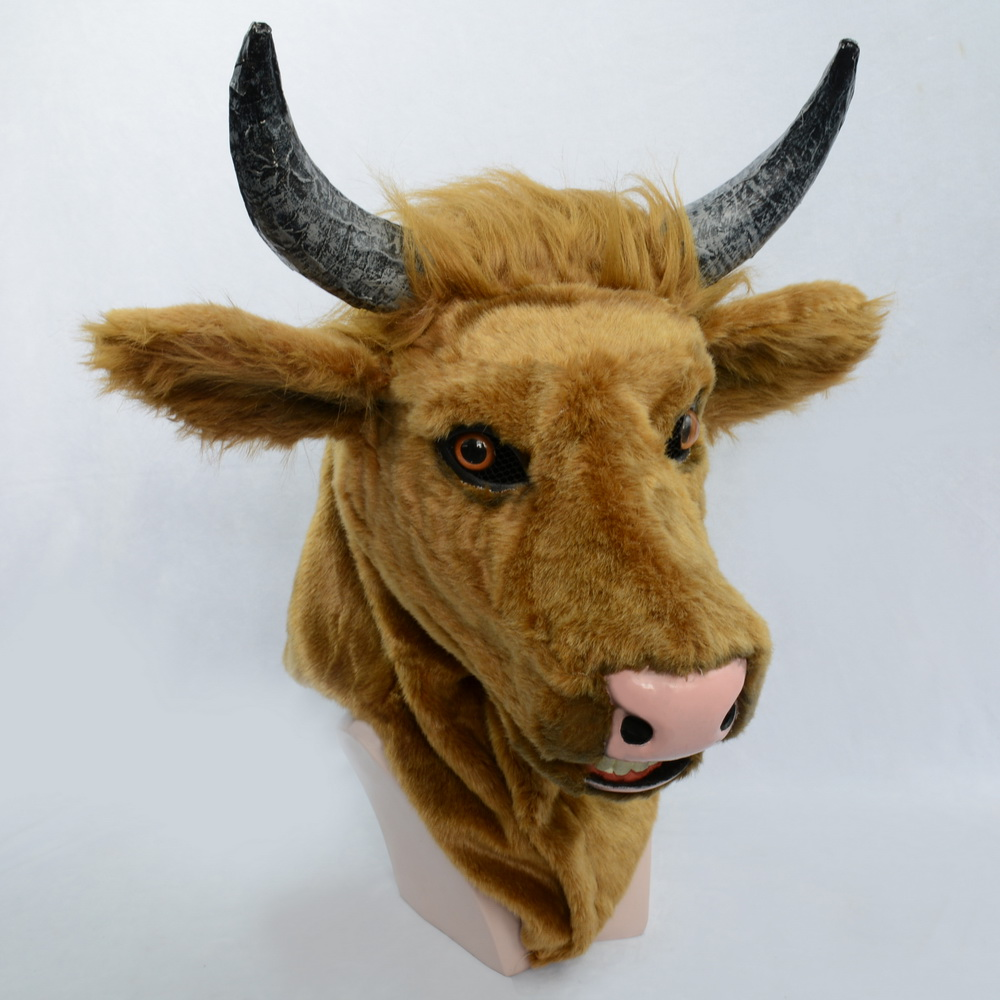 Buffalo Moving Mouth Mask With Mover Mouth Mask Wholesale Design ...