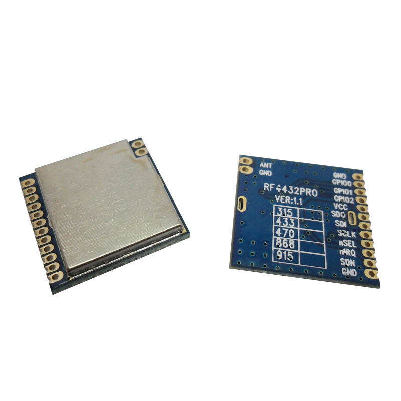 G-NiceRF RF4432PRO - 1km 433MHz FSK RF wireless transmitter receiver module from Original factory