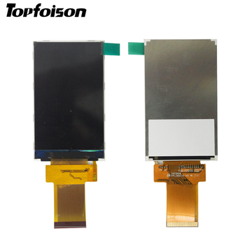 2.8inch 240*400 tft lcd module touch screen for POS terminal