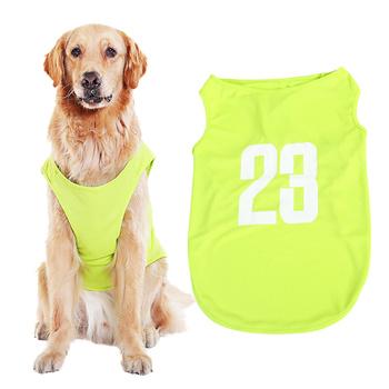 Pet Products Large Size Leisure Blank Dog T Shirt Wholesale Buy
