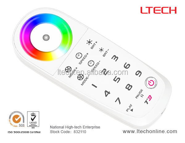 T3-CV rgb led driver remote control led controller compatible with T3,T3M,T3X RGB remote controller